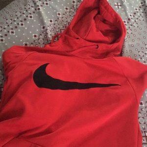 Size Large Men's Nike Hoodie